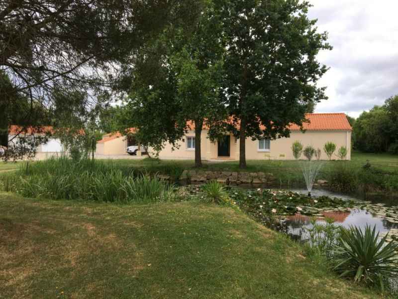 Vente maison / villa Grosbreuil 549000€ - Photo 13