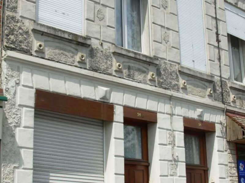 Rental apartment Saint quentin 290€ CC - Picture 1