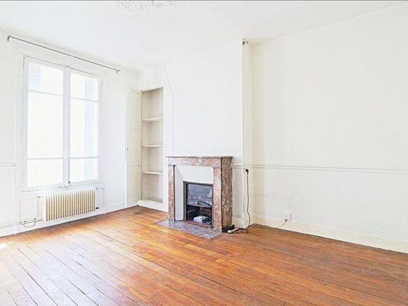 Rental apartment Paris 20ème 550€ CC - Picture 1