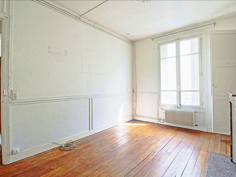 Rental apartment Paris 20ème 550€ CC - Picture 2