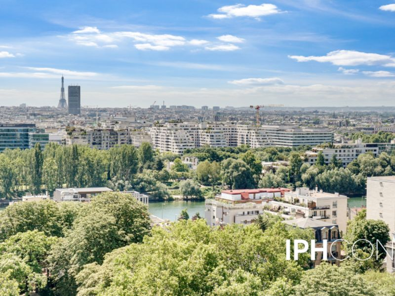Vente appartement Courbevoie 925 000€ - Photo 2