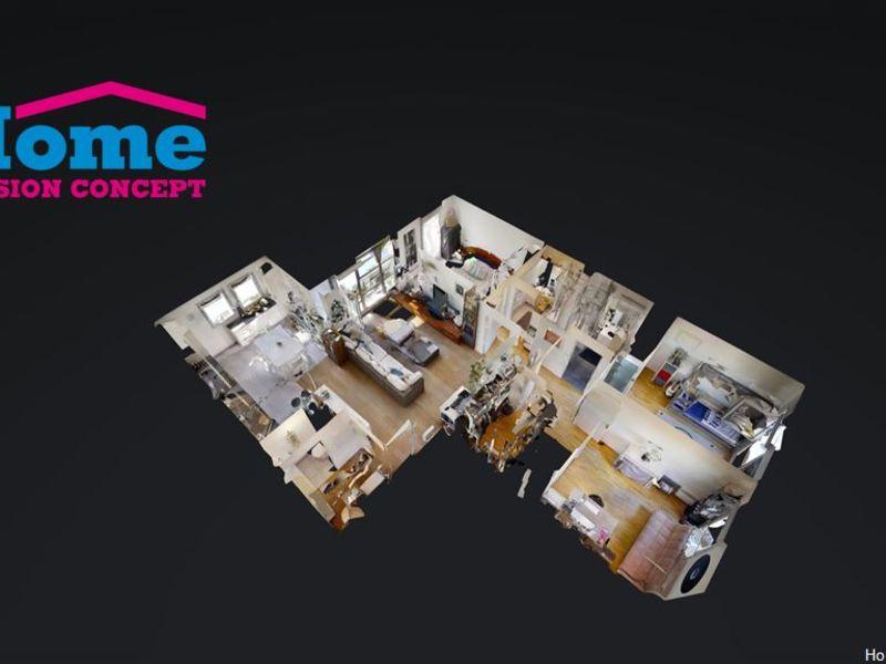 Nanterre - 4 pièce(s) - 90.87 m2