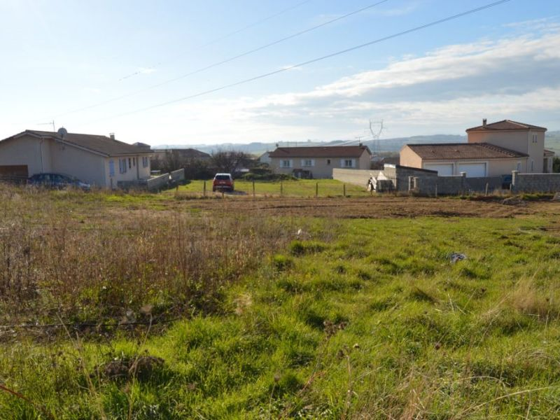 Terrain constructible 1270 m2