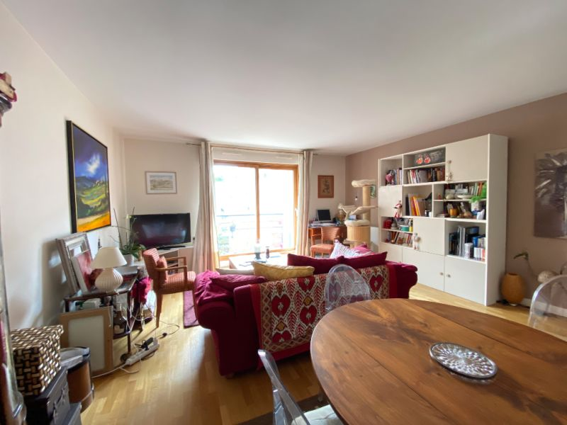 Vente appartement Asnieres sur seine 599 000€ - Photo 1