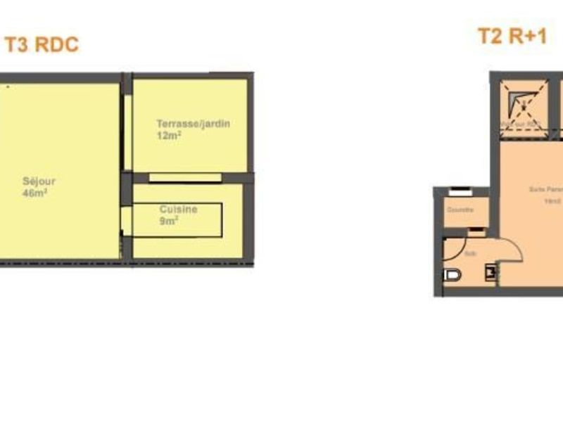 Vente appartement Calas 493500€ - Photo 7