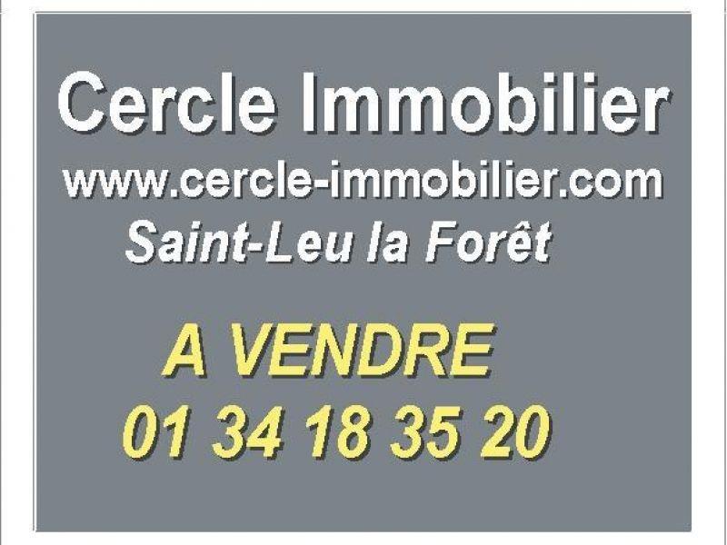 Vente immeuble St leu la foret 472500€ - Photo 1