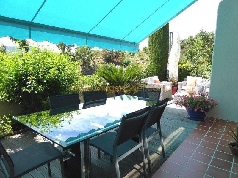 Life annuity apartment Mandelieu-la-napoule 130000€ - Picture 3