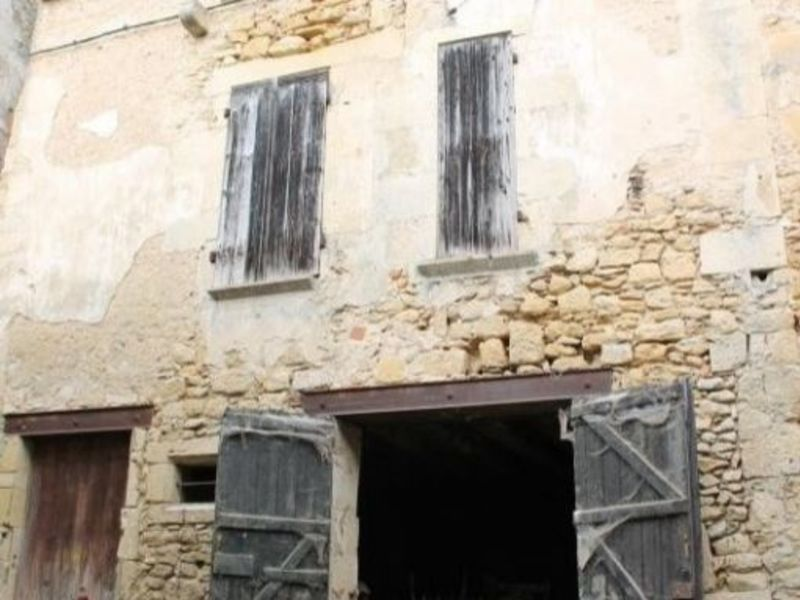 Venta  casa Langon 29000€ - Fotografía 2
