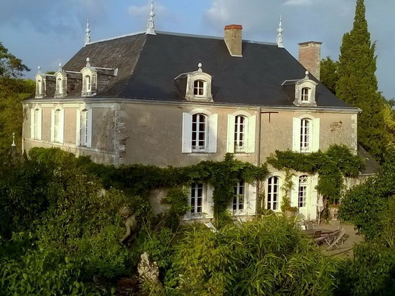 Deluxe sale chateau Angers 945000€ - Picture 2