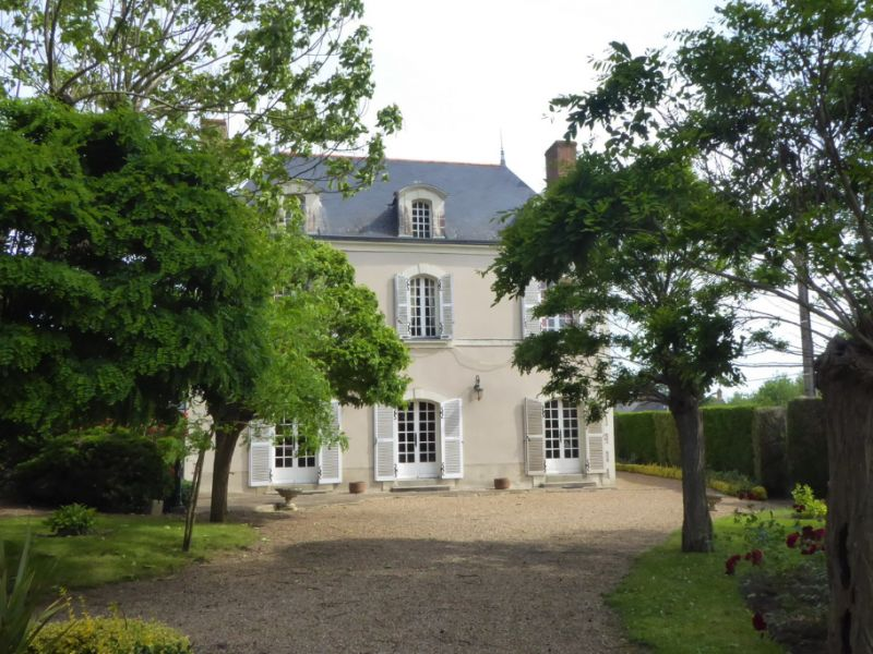 Vente maison / villa Angers 561800€ - Photo 1