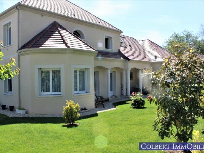 Vente maison / villa Moneteau 380000€ - Photo 2