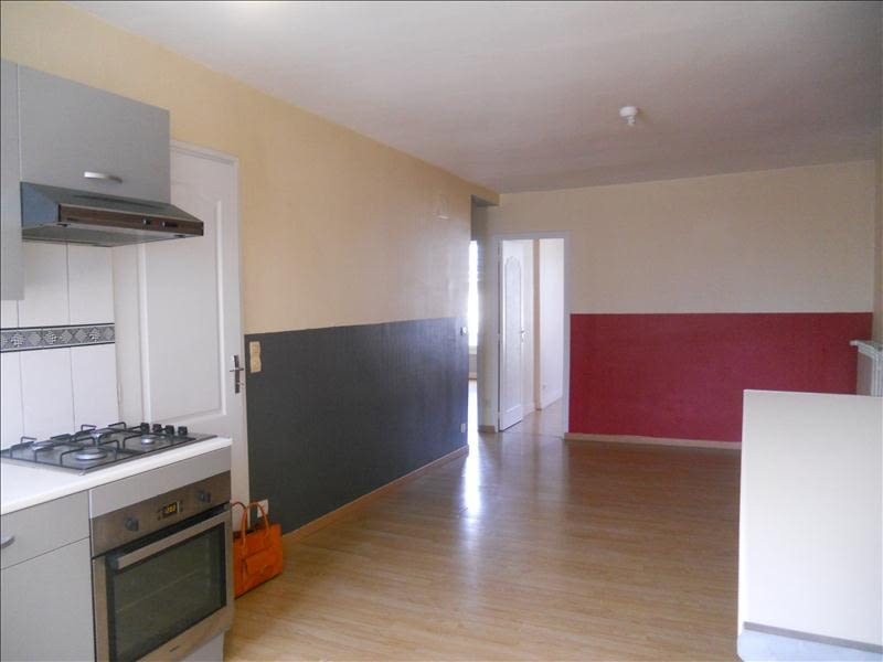 Villers Cotterets - 3 pièce(s) - 80 m2 - Rez de chaussée