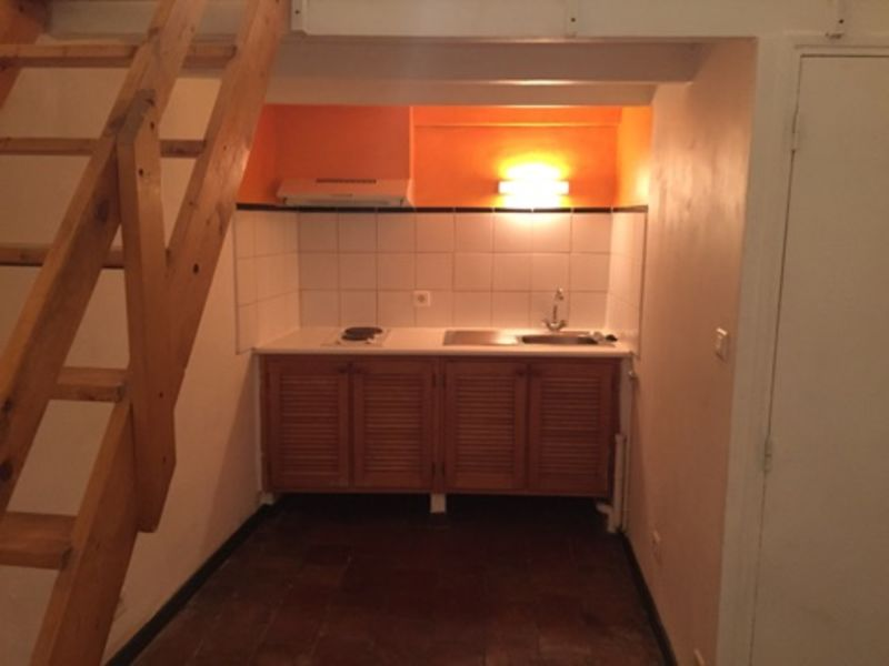 Location appartement Aix en provence 449€ CC - Photo 1