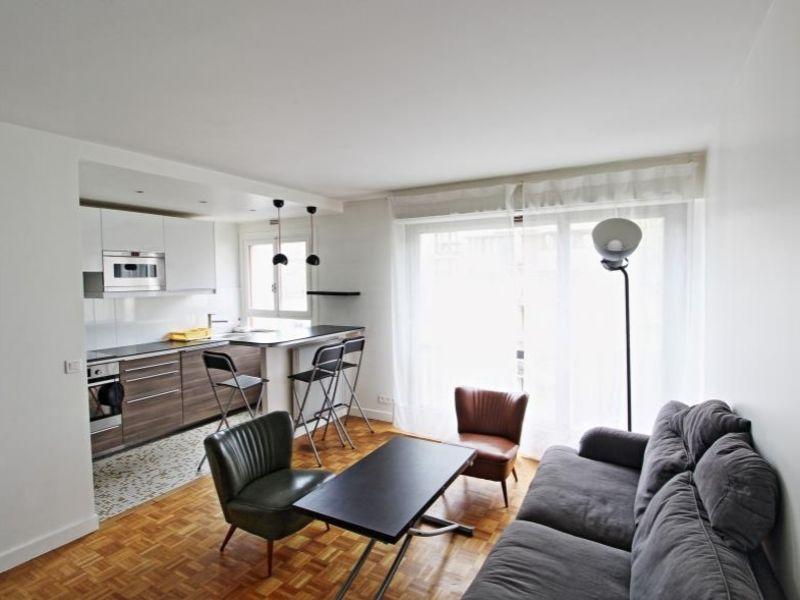 Rental apartment Paris 20ème 1263€ CC - Picture 1