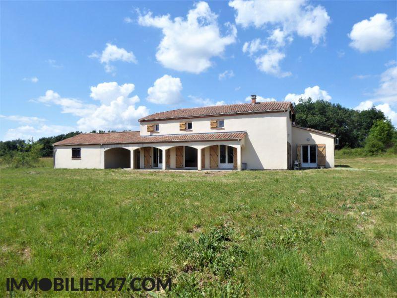 Villa de plain pied avec 3 chambres sur 6 225 m² de terrain
