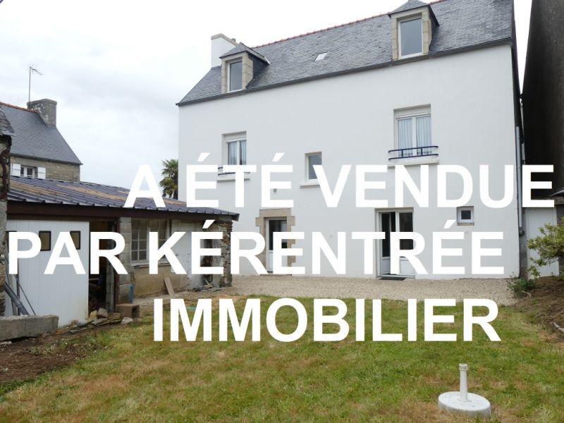 Vente maison / villa Peumerit 169600€ - Photo 1