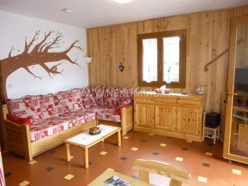 Sale apartment Valdeblore 86 000€ - Picture 7