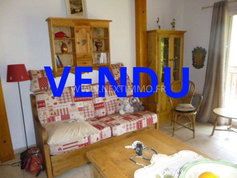 Sale apartment Saint-martin-vésubie 139000€ - Picture 1