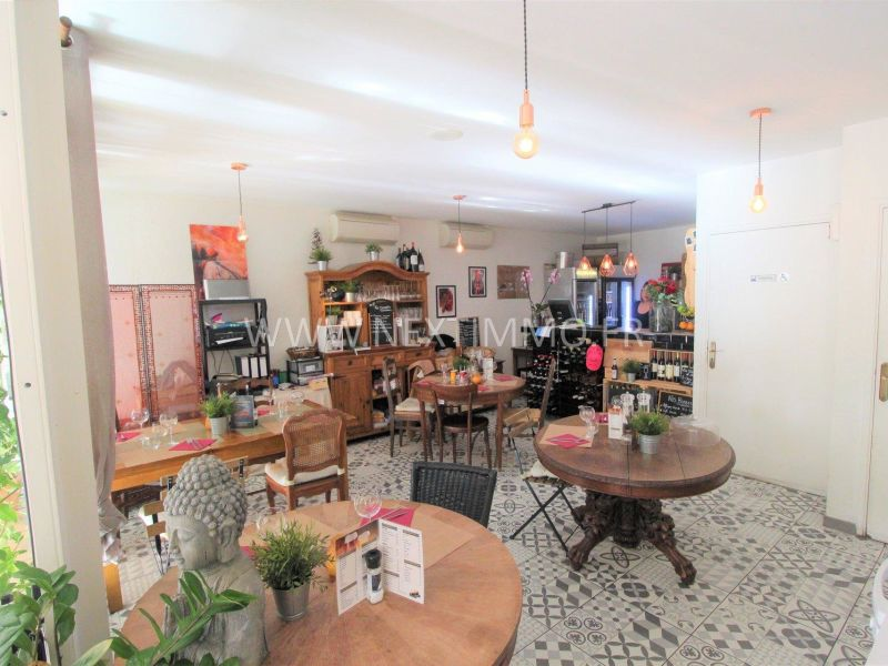 Venta  tienda Beausoleil 220000€ - Fotografía 2