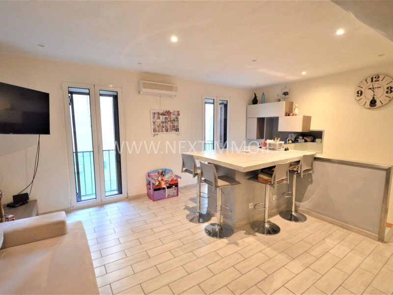 Vente appartement Menton 215000€ - Photo 1