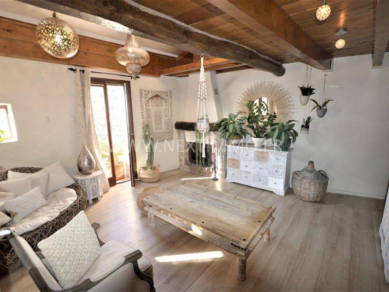 Verkauf wohnung Sainte-agnès 227000€ - Fotografie 1