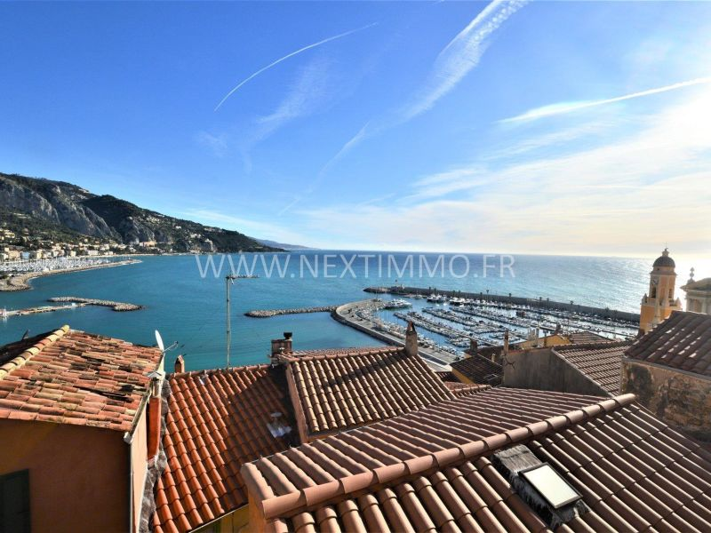 Sale apartment Menton 270 000€ - Picture 2