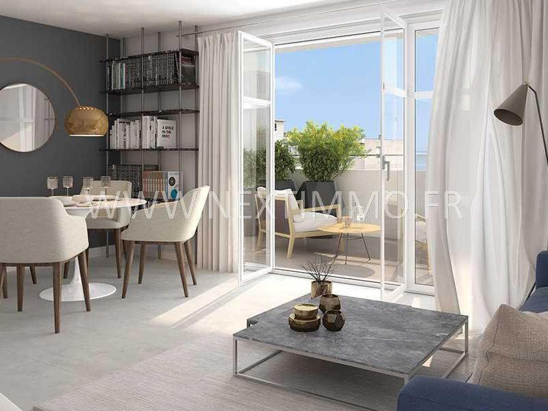 Sale apartment Roquebrune-cap-martin 288000€ - Picture 1