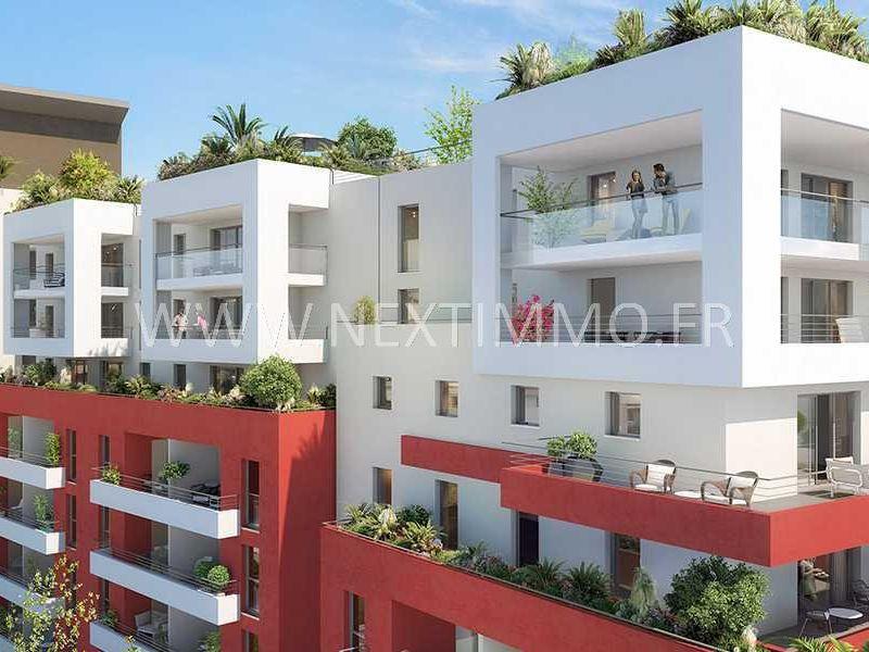 Sale apartment Roquebrune-cap-martin 358000€ - Picture 1