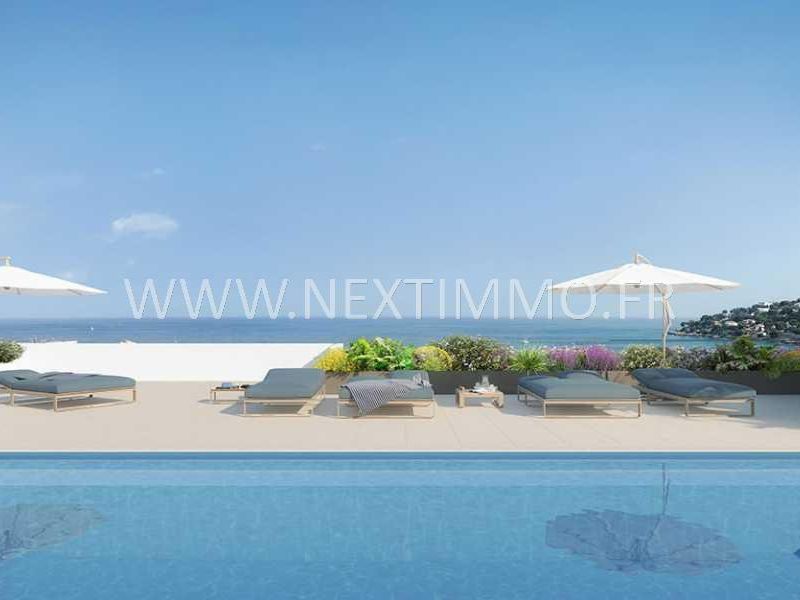Sale apartment Roquebrune-cap-martin 382 000€ - Picture 1