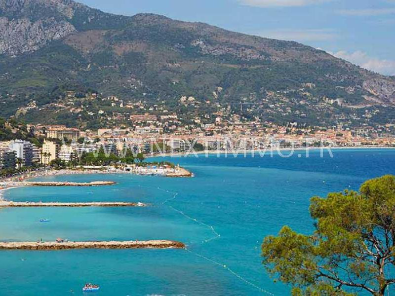 Sale apartment Roquebrune-cap-martin 382 000€ - Picture 2