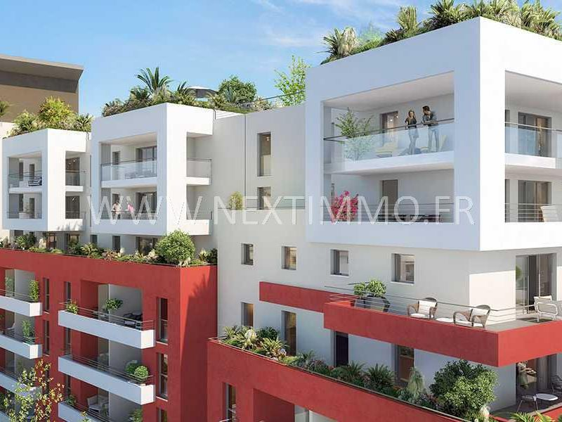 Sale apartment Roquebrune-cap-martin 382 000€ - Picture 3