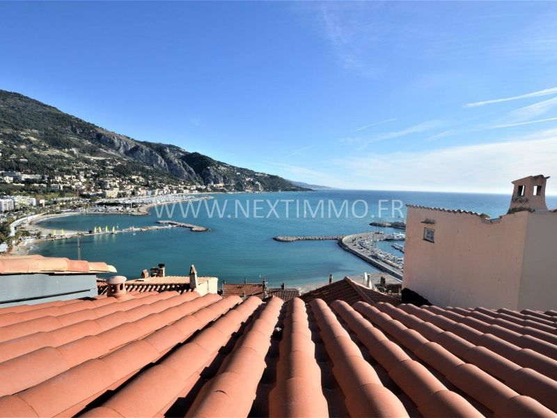 Sale apartment Menton 420000€ - Picture 1