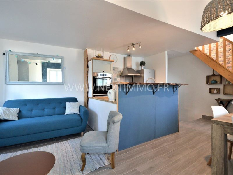 Venta  apartamento Menton 420000€ - Fotografía 3