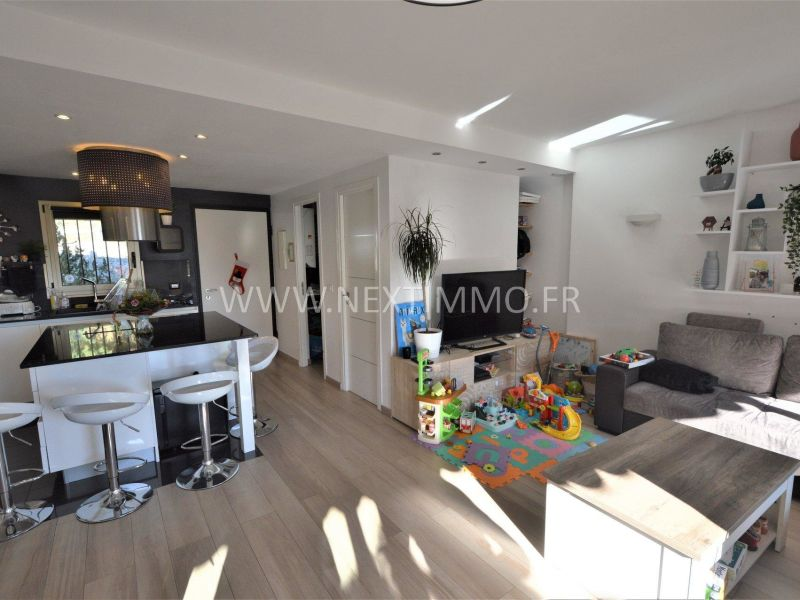 Sale apartment Gorbio 430 000€ - Picture 2