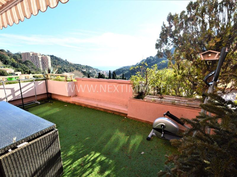 Sale apartment Gorbio 430 000€ - Picture 3