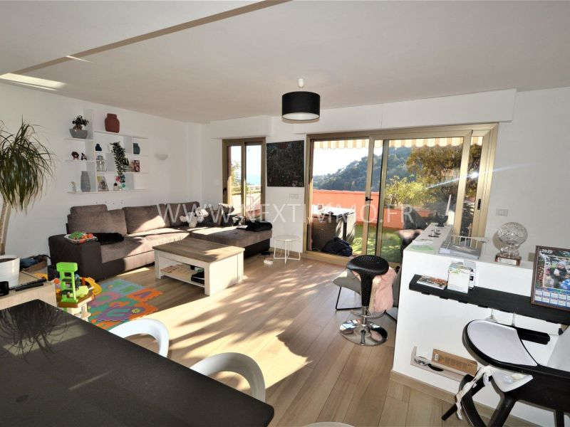 Sale apartment Gorbio 430 000€ - Picture 1