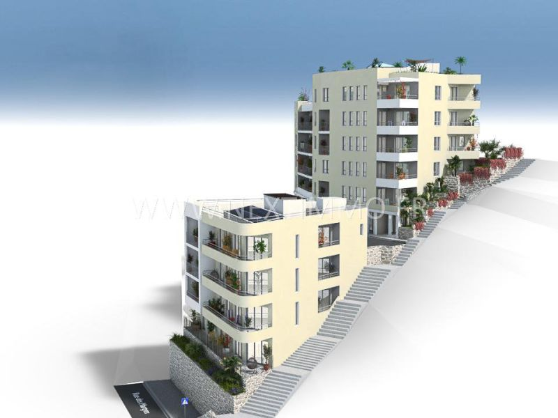 Sale apartment Beausoleil 455000€ - Picture 2