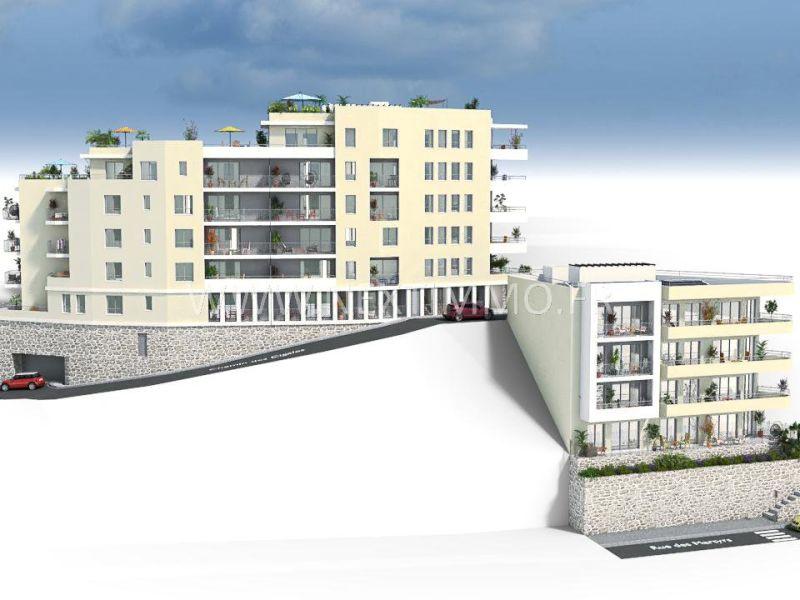 Sale apartment Beausoleil 455000€ - Picture 1