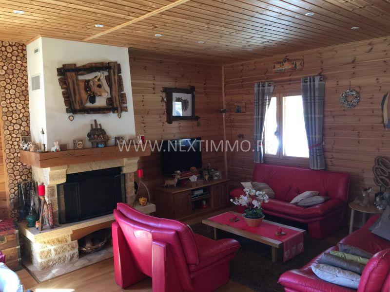 Sale house / villa Valdeblore 475000€ - Picture 9