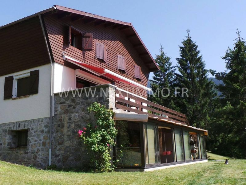 Sale house / villa Valdeblore 485 000€ - Picture 1
