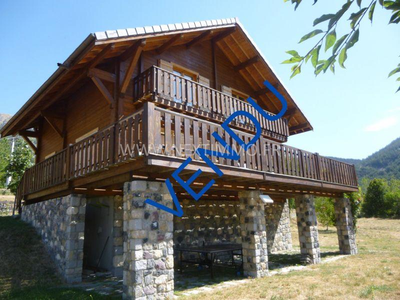 Vendita casa Valdeblore 490000€ - Fotografia 1