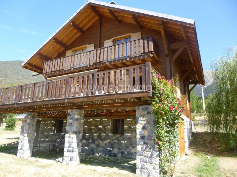 Vendita casa Valdeblore 490000€ - Fotografia 2