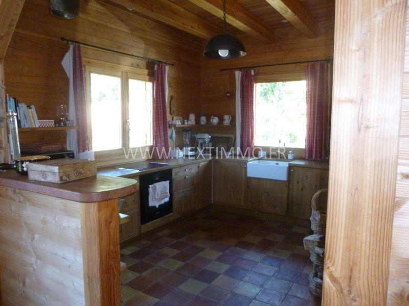 Sale house / villa Valdeblore 490000€ - Picture 5