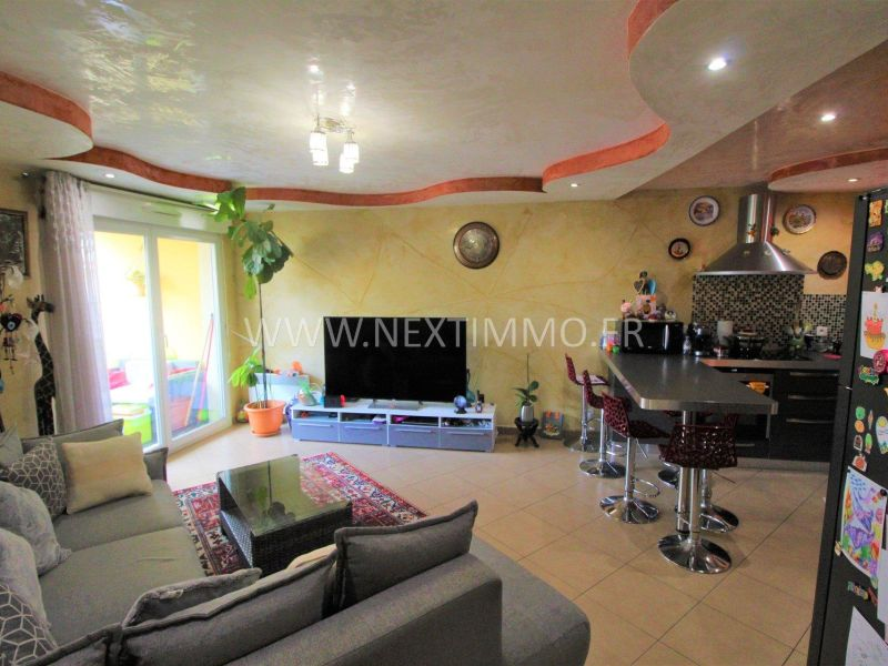 Vendita appartamento Roquebrune-cap-martin 380000€ - Fotografia 3