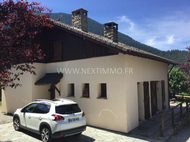 Vendita casa Valdeblore 514000€ - Fotografia 3