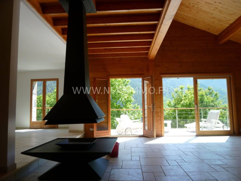 Revenda casa Saint-martin-vésubie 580000€ - Fotografia 2