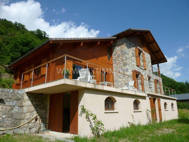 Revenda casa Saint-martin-vésubie 580000€ - Fotografia 4