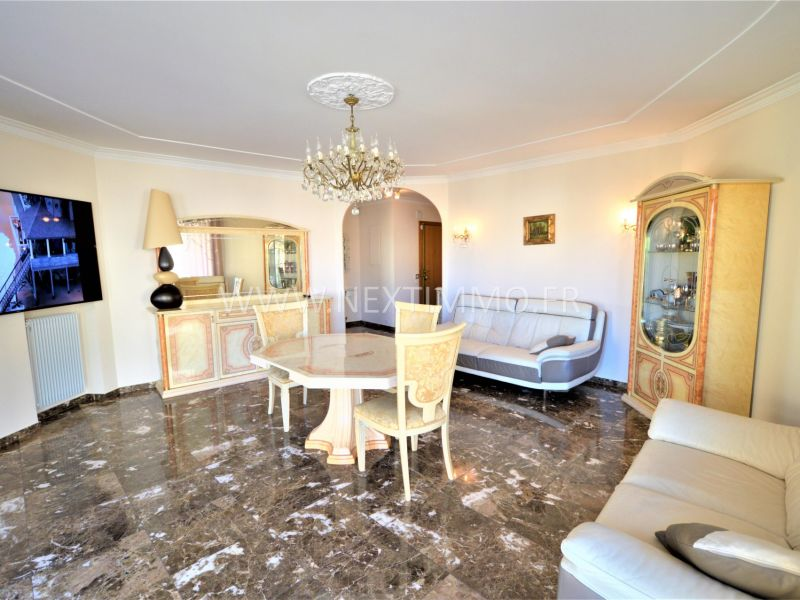 Sale apartment Menton 680 000€ - Picture 1