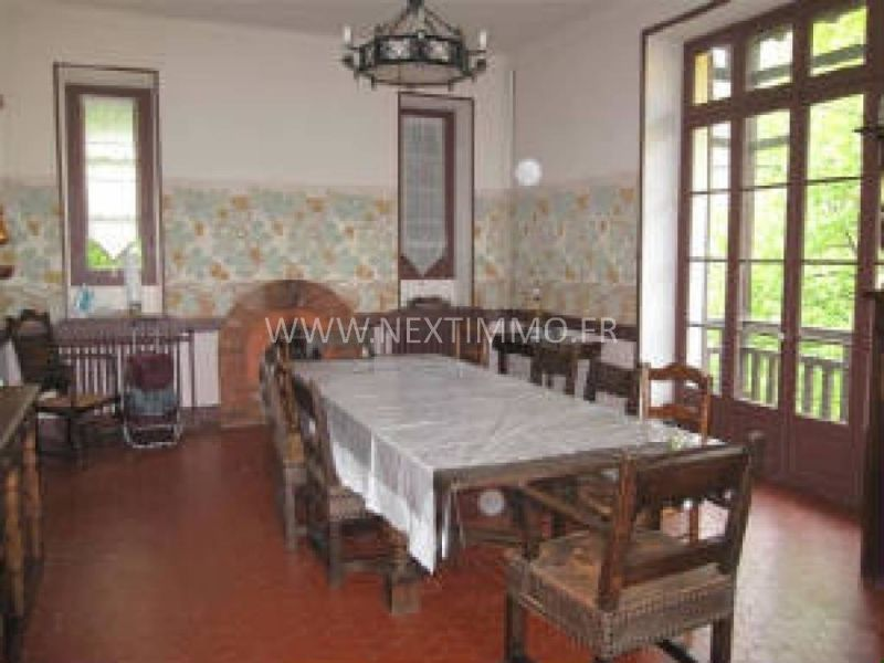 Sale house / villa Saint-martin-vésubie 680 000€ - Picture 1