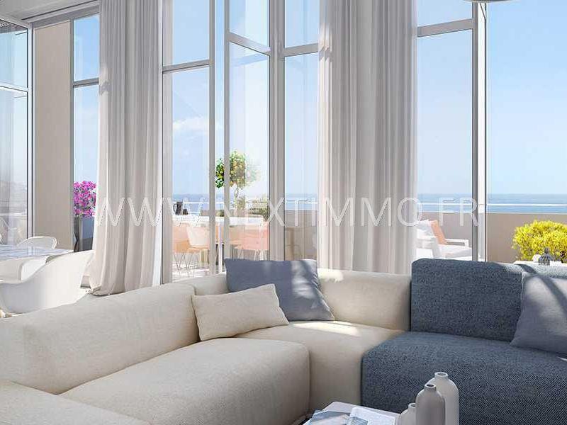 Sale apartment Roquebrune-cap-martin 896000€ - Picture 1